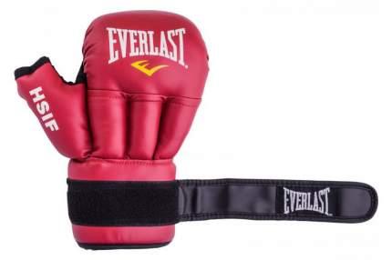 Перчатки для рукопашного боя Everlast HSIF RF3106, 6oz, к/з, красный