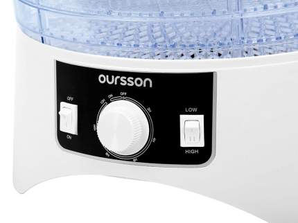 Сушилка для овощей и фруктов Oursson DH1300/IV