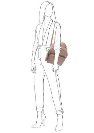 Рюкзак женский Coccinelle E1 CF5 14 01 01 P08 розовый 13,8 л