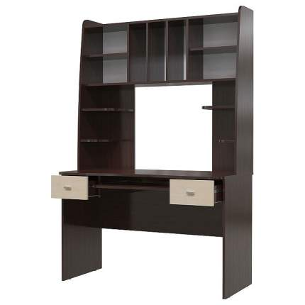 Компьютерный стол Гранд-Кволити Бета 6-0604 TRM_6-0604vn_kl, венге