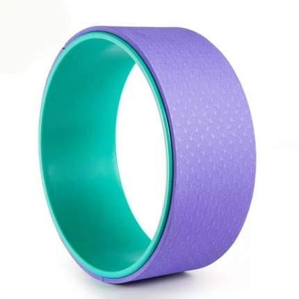 Колесо для йоги Yamy YAM-6, фиолетовый