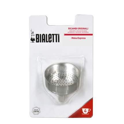 3 уплотнителя + 1 Фильтр для алюминиевых кофеварок Bialetti 3/4 чашки