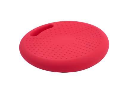 Original FitTools Массажно-балансировочная подушка с ручкой красная OFT FT-BPDHL (RED)