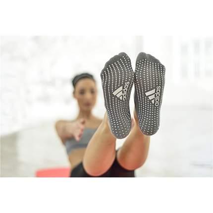 Adidas Носки для йоги (размер M/L) Adidas ADYG-30102GR