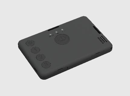 GPS-трекер для рабочего персонала ГдеМои S50