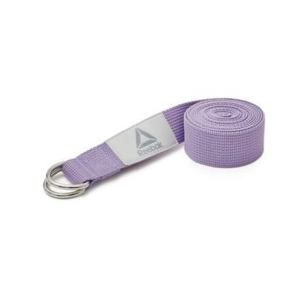 Reebok Ремень для йоги фиолетовый Reebok RAYG-10023PL