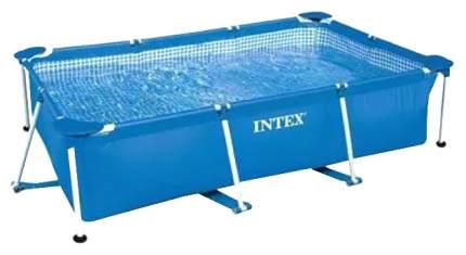 Каркасный бассейн Intex Rectangular Frame 28271 260x160x65 см