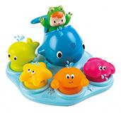Игрушки для купания малыша