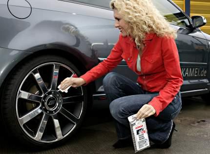 Салфетки для автомобиля