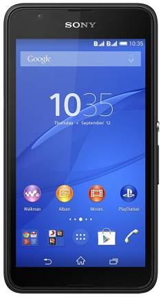 Смартфон Sony Xperia E4G Dual 8Gb Black (E2033)