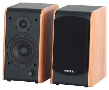 Колонки компьютерные Microlab B-77 Wood Коричневый/Черный