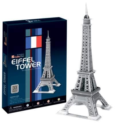 Пазл Cubic Fun 3D C705h Кубик фан Эйфелева Башня 2 (Париж)