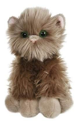 Мягкая игрушка Gulliver Серый котик пушистик, 23 см