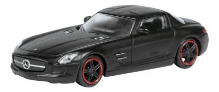 Автомобиль Schuco Mercedes-Benz SLS AMG матовый черный 1:87