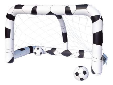 Bestway футбольный набор (надувные ворота 213х122х137 см + 2 мяча)