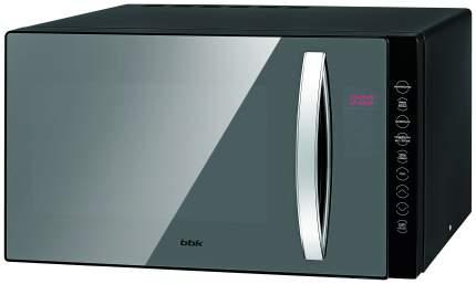 Микроволновая печь с грилем и конвекцией BBK 23MWC-881T/B-M black