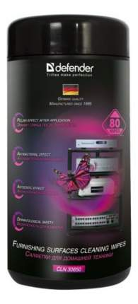Салфетки Defender CLN 30850 Pro серия