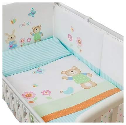 Комплект детского постельного белья Perina Глория Hello Г3-02.0