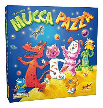 Семейная настольная игра Zoch Mucca Pazza