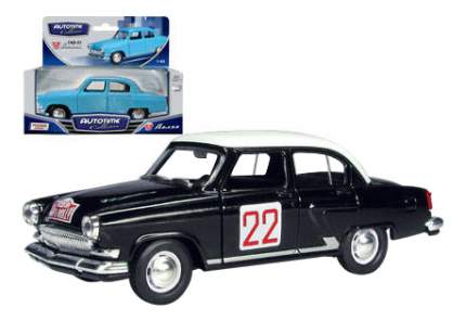 Коллекционная модель Autotime ГАЗ-21 Волга ралли 1964 год 1:43