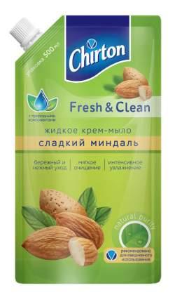 Жидкое мыло CHIRTON Сладкий миндаль 500мл
