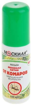 Лосьон от комаров Москилл актив 100 мл