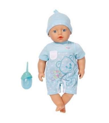 Кукла Zapf Creation Baby Born - Пупс-мальчик с бутылочкой