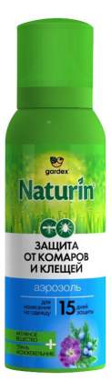 Аэрозоль от комаров и клещей на одежду NATURIN N002 100 мл
