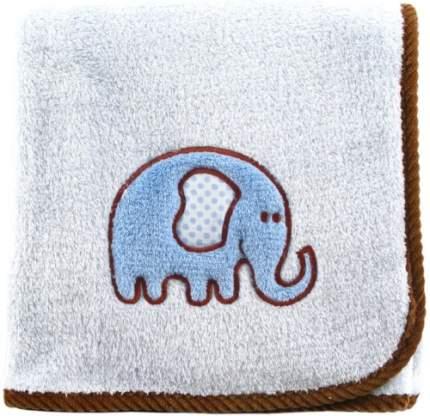 Плед Hudson Baby Слоненок 76х101 см голубой