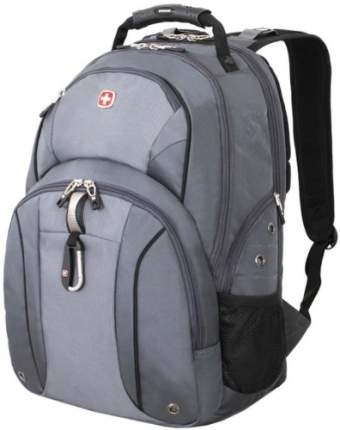 Рюкзак Wenger 3253424408 серый/серебристый 26 л