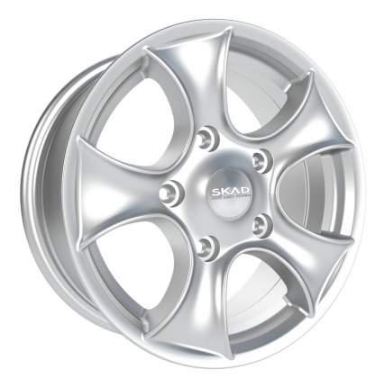 Колесные диски SKAD Юнона R15 6.5J PCD5x139.7 ET40 D98.5 (WHS062633)