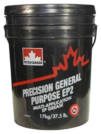 Литиевая смазка PETRO-CANADA Precision General Purpose 17кг PGPM2P17