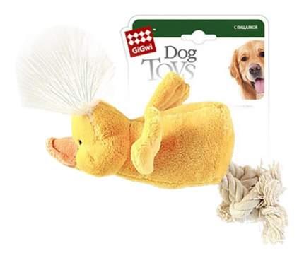 Мягкая игрушка для собак Gigwi, искусственный мех, 15 см