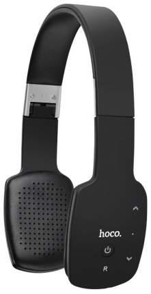 Беспроводные наушники Hoco W4 Black