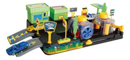 Парковка игрушечная Dave Toy Автомойка