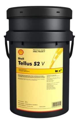 Гидравлическое масло Shell Tellus 20л 550031761