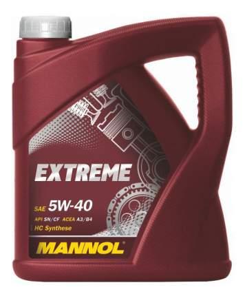 Моторное масло MANNOL 5w40 4л 1021