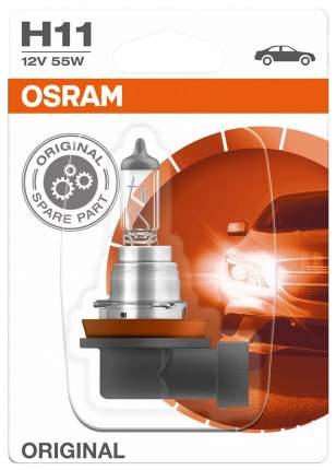 Лампа галогенная OSRAM ORIGINAL LINE 55W h11 64211-01B