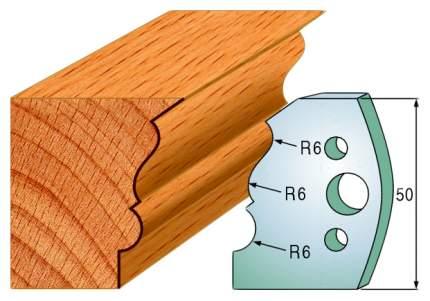 Комплект из 2-х ножей 50x4 SP CMT 690.509
