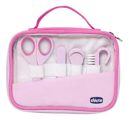 Детский маникюрный набор Chicco для девочек, цвет-розовый