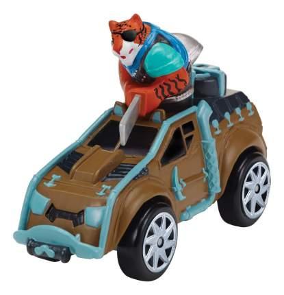 Машинка пластиковая Playmates Тигриный коготь на Сафари-джипе