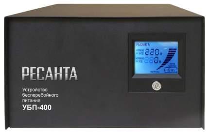 Источник бесперебойного питания Ресанта УБП-400 61/49/3
