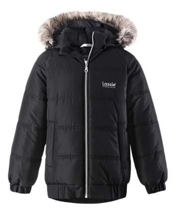 Куртка детская Lassie Winter jacket черная р.128