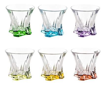 Набор стаканов Aurum Crystal cooper 320 мл 6шт