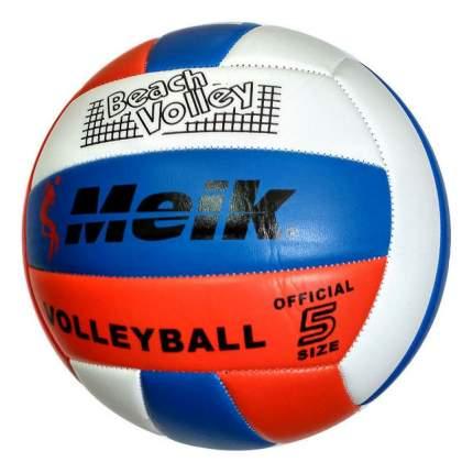 Волейбольный мяч Meik 503 R18036 №5 blue/white/red