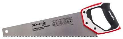 Ножовка по дереву MATRIX 23580