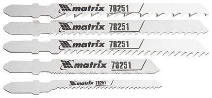 Пилки для лобзика Matrix Professional 78251