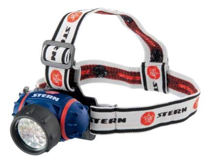 Туристический фонарь Stern 90563 синий/черный, 4 режима