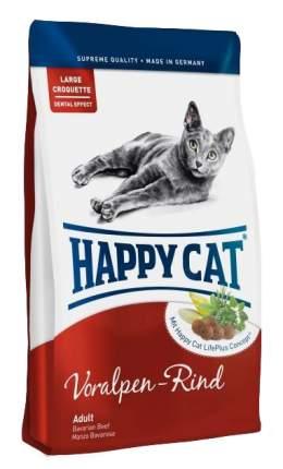 Сухой корм для кошек Happy Cat Fit & Well, альпийская говядина, 0,3кг