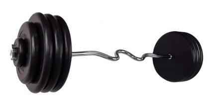 Штанга MB Barbell Atlet 130 кг, ez-образный гриф